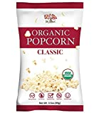 Dr.Snack Organic Popcorn Original 3.5oz (Pack of 12)