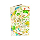 Astrological Map Large Journal (Diary, Notebook) w/ Moleskine Cahier LG Cover