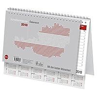 Schreibtischkalender Österreich groß - Kalender 2019