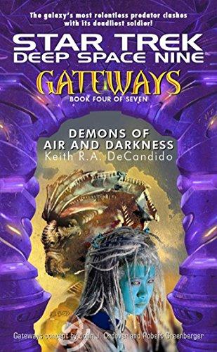 Generation Series Air - Gateways #4: Demons of Air and Darkness (Star Trek: Deep Space Nine)