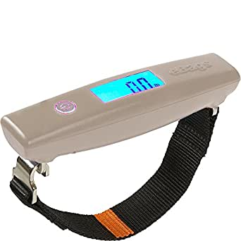 eBags GripScale Digital Luggage Scale (Grey)