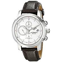 Tissot Men's T0144271603100 PRC200 Automatic White Chronograph Dial Watch