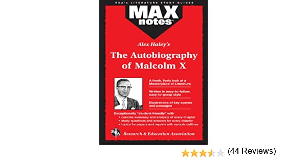 Amazon the autobiography of malcolm x as told to alex haley amazon the autobiography of malcolm x as told to alex haley maxnotes literature guides ebook anita aboulafia kindle store fandeluxe Gallery