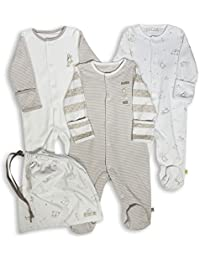 Baby 3 Pack Footie Sleeper