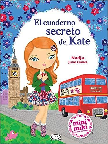 CUADERNO SECRETO DE KATE  EL