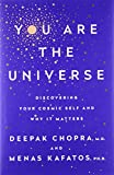 img - for You Are the Universe: Discovering Your Cosmic Self and Why It Matters book / textbook / text book