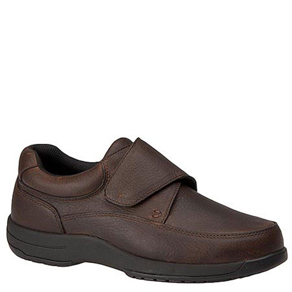 Walkabout Men's Quick Grip Walking Shoe 9.5 D(M) US|Bark