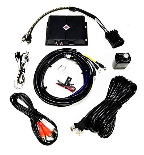 Polaris Ride Command 2-Channel Subwoofer Line Driver - Required if adding aftermarket subwoofer and amp (2019 Polaris General) 2 Channel Line Driver