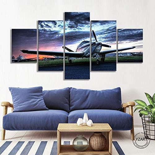 Schlafzimmer H/ängen Bild Dekoration 50 * 25 cm Leinwand Malerei Computer Inkjet Wandbild Sofa Hintergrund Wand Gerahmt DMLGQ Amerikanische Philippinische Flagge Muster