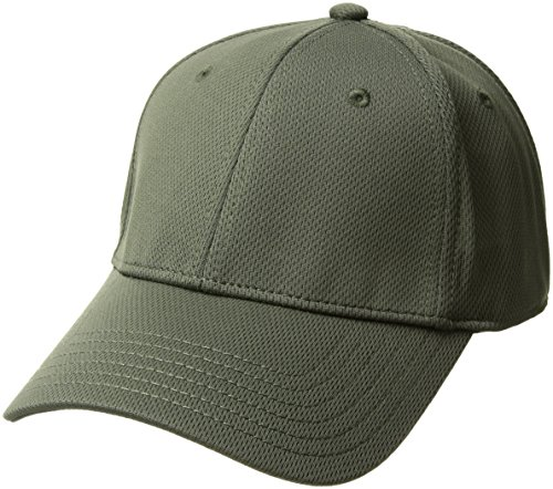 Propper Hood Fitted Knit Mesh Hat, Olive, Small