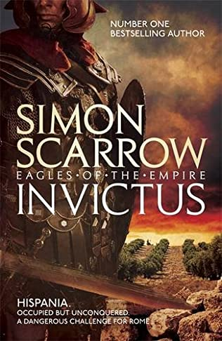 book cover of Invictus