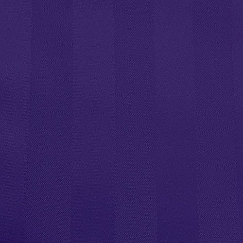 Purple Satin Stripe - Ultimate Textile 3