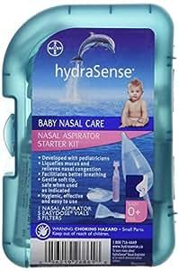 Hydrasense Nasal Aspirator Starter Kit Amazon Ca Health