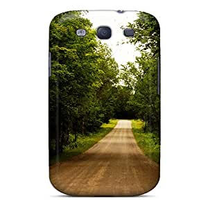 Durable Rural Route Back Case/cover For Galaxy S3