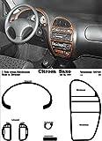 PreWoodec cabina decorativo para Citroen Saxo S 09.1999-04.2004(exclusiva 3d Vehículo de equipamiento-Fabricado en Alemania)