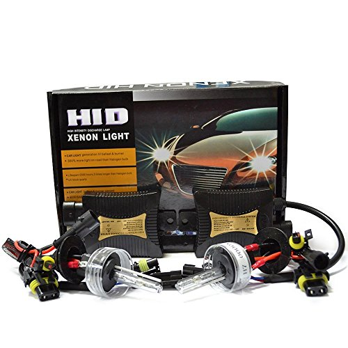 9007 6000k 55 watt New Car Hi-lo Bi-Xenon auto lighting system Xenon headlamps Car HID kit headlamp