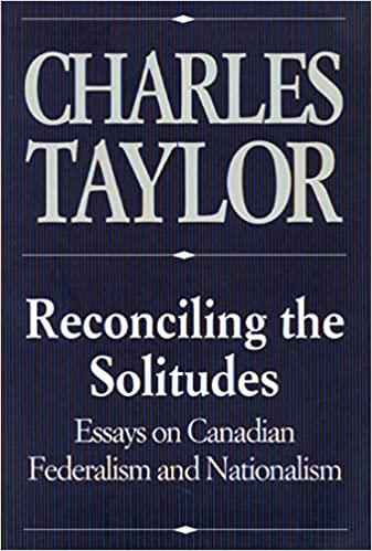 Personal Essay Thesis Statement Amazoncom Reconciling The Solitudes Essays On Canadian Federalism And  Nationalism  Charles Taylor Books Illustration Essay Example Papers also Japanese Essay Paper Amazoncom Reconciling The Solitudes Essays On Canadian Federalism  First Day Of High School Essay