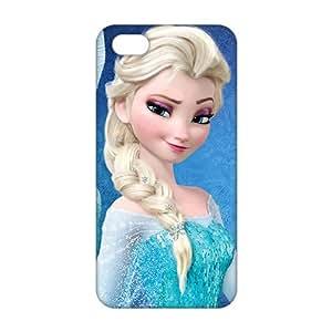 3D Case Cover Cartoon Frozen Phone Case for iPhone 5s