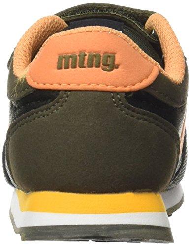 MTNG Jogger, Zapatillas Unisex Niños Verde (Action Pu Kaky/Fino Camu Kaky)