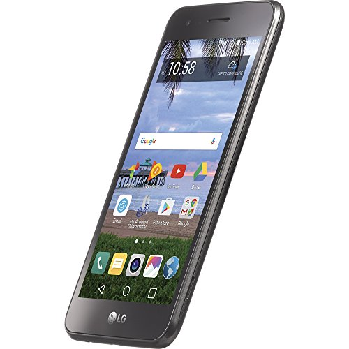 TracFone LG Rebel 2 4G LTE Prepaid Smartphone with Amazon Exclusive Free $40 Airtime Bundle by TracFone (Image #5)