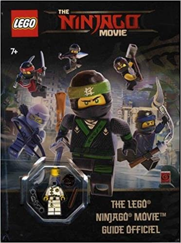 Lego Ninjago Movie Guide Officiel Tournon Lego French Edition 9782351009642 Amazon Com Books