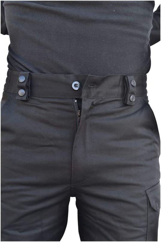NW Pantalon de s/écurit/é Solace Noir