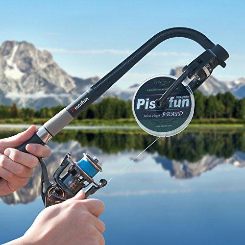 Piscifun Fishing Line Winder Spooler Machine Spinning Reel ...