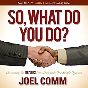 So What Do You Do Audiobook