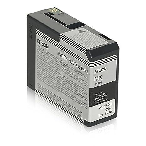 Epson C13T580800 cartucho de tinta Negro Mate para Stylus Pro 3800 ...