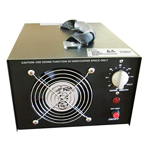 Sylvan HX-3000 Hydroxyl Generator with Optional Ozone Machine