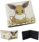 FSTY Anime Pokemon Cosplay PU Wallet (11 options) (Eevee)