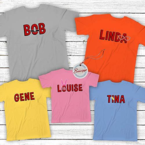 Gene Grey Halloween Costumes - Bob And Burgers Family Matching Halloween
