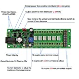 PCB012 Power Distribution Board Self-Adapt
