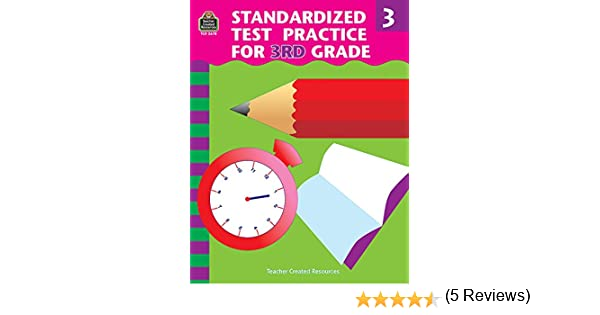 Standardized Test Practice for 3rd Grade: Charles J. Shields ...