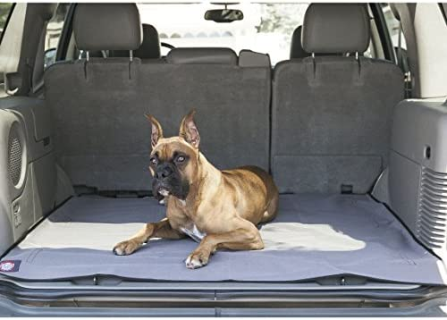 Grey Universal Waterproof SUV Cargo Liner By Majestic Pet Products