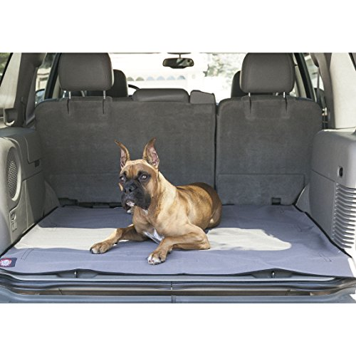 Grey Universal Waterproof SUV Cargo Liner By Majestic Pet Pr