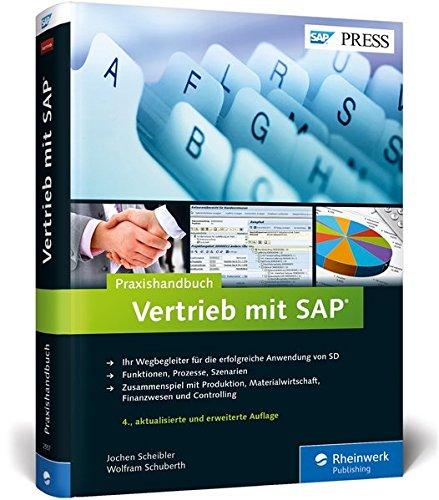 Praxishandbuch Vertrieb mit SAP: So setzen Sie SAP SD erfolgreich ein: Ihr Wegbegleiter für den effizienten Einsatz von SD (SAP PRESS) Gebundenes Buch – 28. Oktober 2013 Jochen Scheibler Wolfram Schuberth 3836225573 Wirtschaft / Werbung
