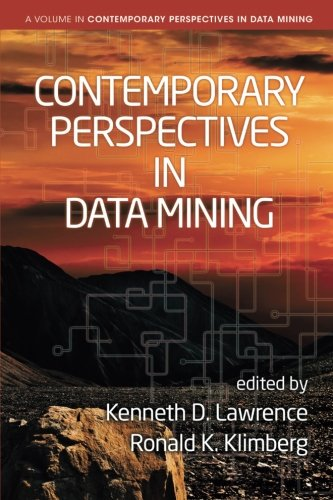 Contemporary Perspectives in Data Mining, Volume 1