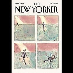 The New Yorker, February 1, 2010 (Edwidge Danticat, Ben McGrath, George Packer)