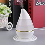 Justdolife USB Air Humidifier Ultrasound Purifier 7 Colors Changing LED Aroma Atomizer Mini Humidifier