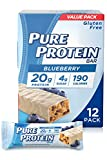 Pure Protein Bars, High Protein, Nutritious Snacks