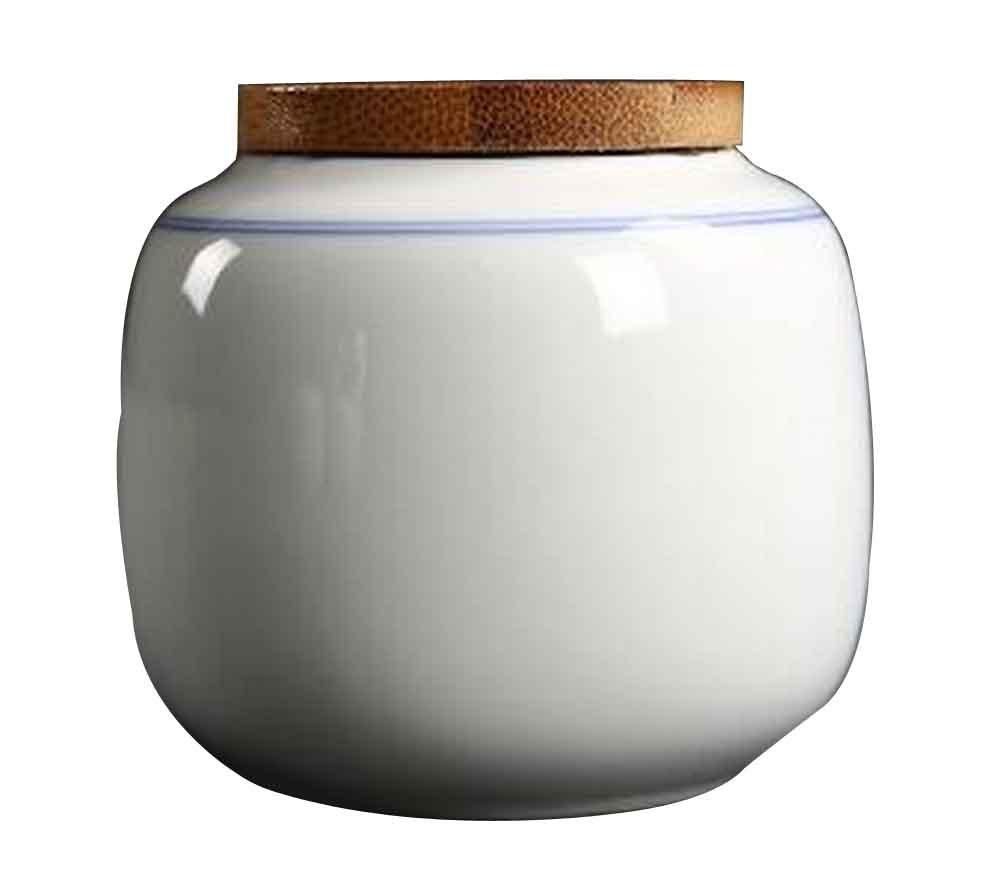 Keramik-Kanister-Sammlung Tee-Behälter Mini-Kaffee-Lagerung [G ...
