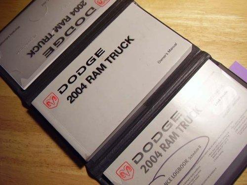 2004 Dodge Ram Truck 1500 2500 3500 Owners Manual