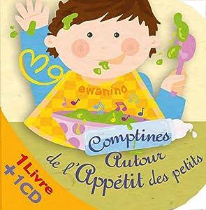 Type De Document Livres Vignette Comptines Autour Lappetit Des Petits Francoise