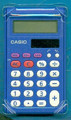 Casio Inc. SL450L-S1 Standard Function Calculator from Casio