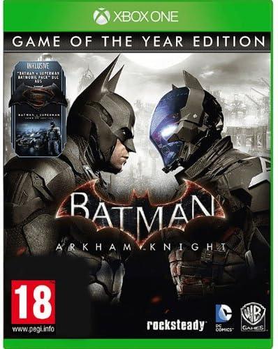 Batman Arkham Knight XB-One GOTY AT [Importación alemana]: Amazon ...