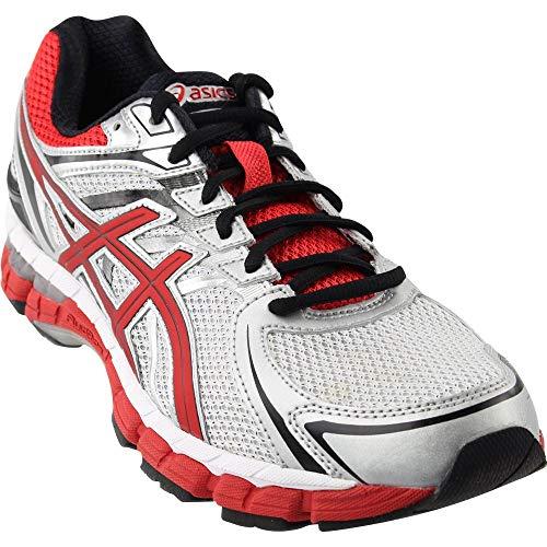 ASICS 2014/15 Men's Gel-Pursue Running Shoe - T448N (Lightning/Flame/Black - 9)