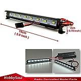 RC Crawler LED Light Bar (8 LED) Aluminum for TAMIYA - AXIAL - RC4WD Crawler car (6~7.4v)