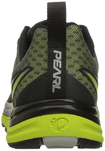 Zapatillas De Running Pearl Izumi Para Hombre Em Trail M2 V3 Negras / Gris Oscuro