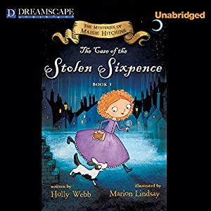 The Case of the Stolen Sixpence Audiobook